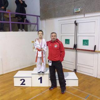 Ivan Krvavica iz KK Tigar pobjednik Dalmatinske karate ligegall-0