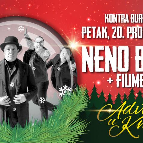 Neno Belan & Fiumensi na Adventu u Kninu: 'Donosimo ljubav i pozitivu, jedva čekamo svirati u Kninu'gall-0