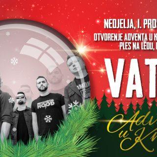 Božićnom povorkom i koncertom Vatre večeras započinje najbolji Advent u Kninu do sada!gall-0