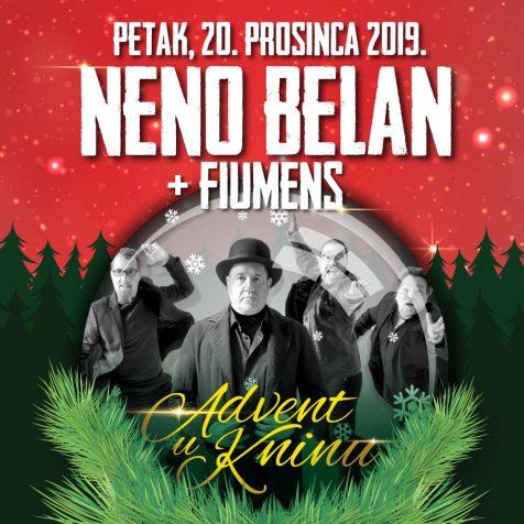 Neno Belan & Fiumensi na Adventu u Kninu: 'Donosimo ljubav i pozitivu, jedva čekamo svirati u Kninu'gall-1