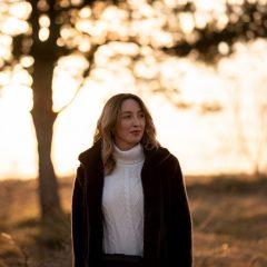 Foto session: Zalazak sunca na kninskom brdu Spas; Model: Slađana Sovićgall-1