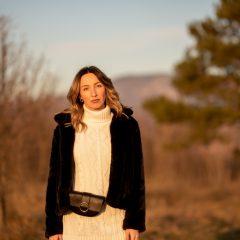 Foto session: Zalazak sunca na kninskom brdu Spas; Model: Slađana Sovićgall-2