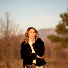 Foto session: Zalazak sunca na kninskom brdu Spas; Model: Slađana Sovićgall-3