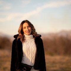Foto session: Zalazak sunca na kninskom brdu Spas; Model: Slađana Sovićgall-5