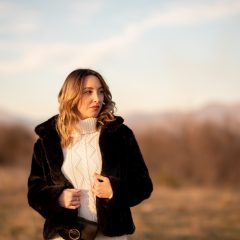 Foto session: Zalazak sunca na kninskom brdu Spas; Model: Slađana Sovićgall-6
