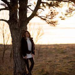 Foto session: Zalazak sunca na kninskom brdu Spas; Model: Slađana Sovićgall-10