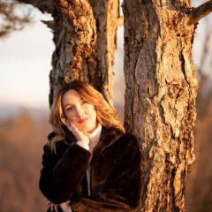 Foto session: Zalazak sunca na kninskom brdu Spas; Model: Slađana Sovićgall-12