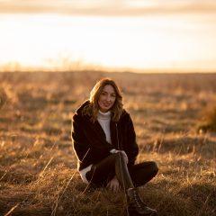 Foto session: Zalazak sunca na kninskom brdu Spas; Model: Slađana Sovićgall-15