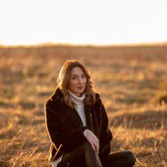 Foto session: Zalazak sunca na kninskom brdu Spas; Model: Slađana Sovićgall-16