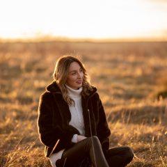 Foto session: Zalazak sunca na kninskom brdu Spas; Model: Slađana Sovićgall-17