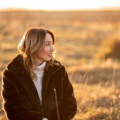Foto session: Zalazak sunca na kninskom brdu Spas; Model: Slađana Sovićgall-19