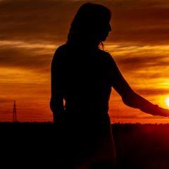 Foto session: Zalazak sunca na kninskom brdu Spas; Model: Slađana Sovićgall-22