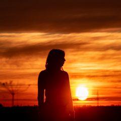 Foto session: Zalazak sunca na kninskom brdu Spas; Model: Slađana Sovićgall-24