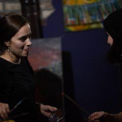 Foto galerija: Adrian i Katalin svirali su jazz, Amanda i Jelena stvarali slike uživo, a Milan i Jasna plesali tangogall-15
