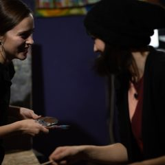 Foto galerija: Adrian i Katalin svirali su jazz, Amanda i Jelena stvarali slike uživo, a Milan i Jasna plesali tangogall-16