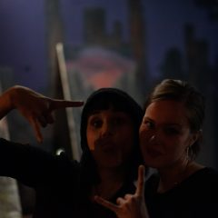 Foto galerija: Adrian i Katalin svirali su jazz, Amanda i Jelena stvarali slike uživo, a Milan i Jasna plesali tangogall-31