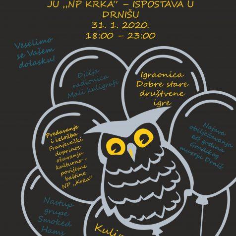 NP Krka: Noć muzejagall-1
