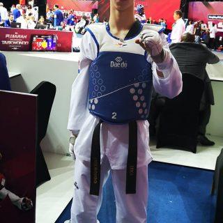 Teskera ostao na korak do medalje u Emiratimagall-1