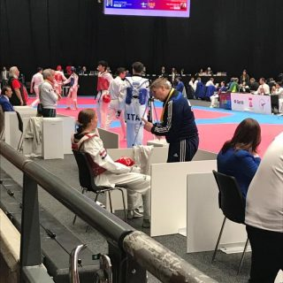 Kristina Jakovljević na korak do medalje u Švedskojgall-0