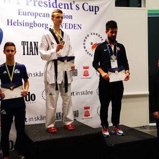 Izvrstan rezultat na G2 turniru: Josip Teskera brončani na President's Cupu u Švedskojgall-0