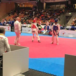 Kristina Jakovljević na korak do medalje u Švedskojgall-4