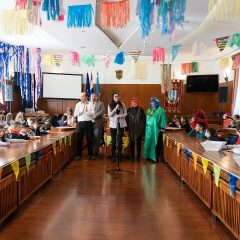 Foto: Maškare preuzele vlast: Novoizabrani gradonačelnik obećao čokoladnu kišu i bazengall-10