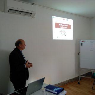 Projekt 'Ja želim raditi': U Kninu održana motivacijska predavanja za nezaposlenegall-0