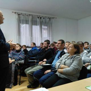 Projekt 'Ja želim raditi': U Kninu održana motivacijska predavanja za nezaposlenegall-2