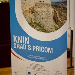 Projekt 'Knin grad s pričom': 'Promoviranjem kninske nematerijalne kulturne baštine približit ćemo grad njegovim građanima'gall-2
