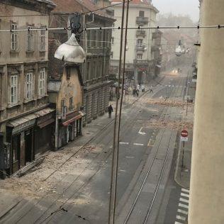Dobili smo videosnimke i fotografije razornog učinka potresa u Zagrebugall-0