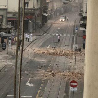 Dobili smo videosnimke i fotografije razornog učinka potresa u Zagrebugall-2