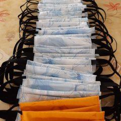 70 Kninjanki izradilo 3.300 maskica i još ih radegall-7