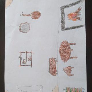 Radionice za djecu projekta 'Knin grad s pričom' odvijaju se online!gall-2