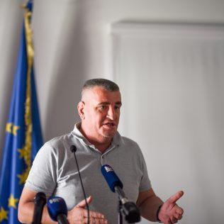 Ministar Ćorić u Kninu: Izglasavanje Zakona o Parku prirode Dinara u ranu jesengall-6