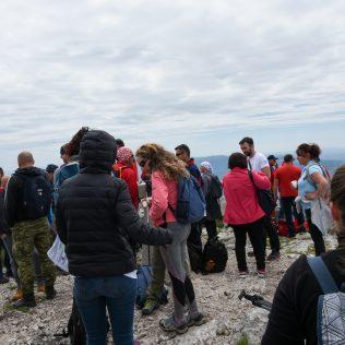 Foto: Grupno penjanje na budući Park prirode – Dinarugall-2