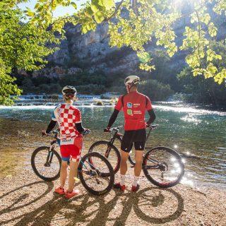 NP Krka omiljena destinacija biciklistagall-4