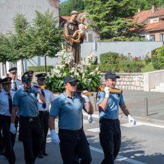 Foto: Knin danas slavi svoj dan – blagdan sv. Ante, zaštitnika gradagall-31