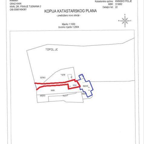 Riješena imovinsko pravna pitanja za pristupnu cestu do budućeg restorana na Krčićugall-0