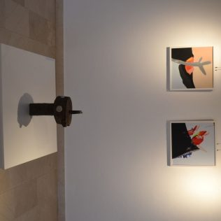 """Otvorena izložba """"Fragmenti stvaranja""""gall-11"""
