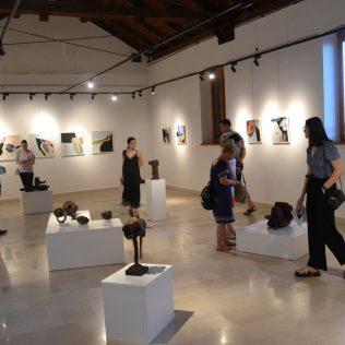 """Otvorena izložba """"Fragmenti stvaranja""""gall-7"""