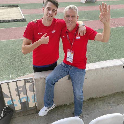 Marko prvak Balkana u dalju, Daniela pobjednica Juniorskog kupa Hrvatske na 100mgall-0