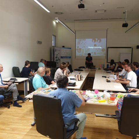 Polaznici 'Design thinking' edukacije razvili kreativan način razmišljanja za rješavanje poslovnih izazova!gall-1