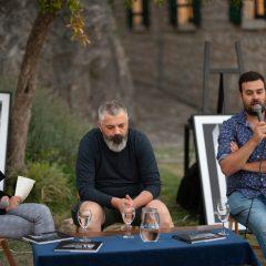 Foto: Na tvrđavi promovirana knjiga Život u limbu autora Igora Čoke i Slavena Raškovićagall-28