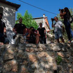 Članovi Foto kluba Knin s kolegama iz Zagreba i Šibenika slikali staru jezgru gradagall-2