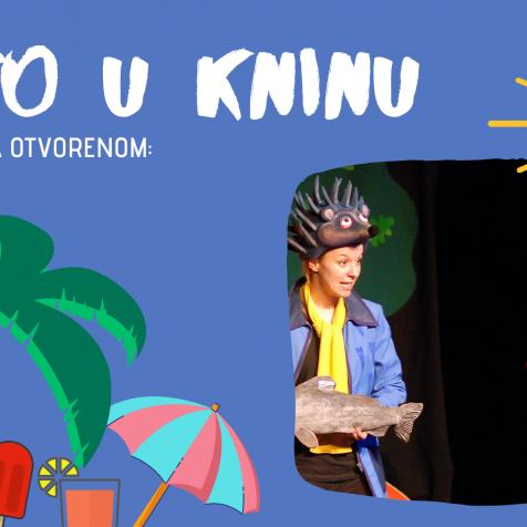 """Ljeto u Kninu: Večeras predstava za djecu """"Ježeva kućica""""gall-0"""