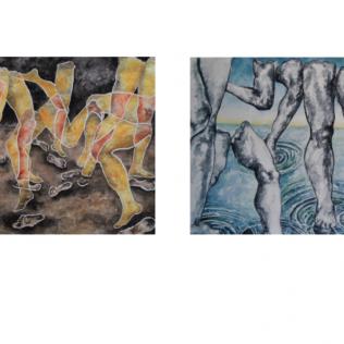 Kninjanka Anđela Tucaković izabrana da predstavi svoje radove na web platformi Firentinske suvremene galerijegall-3