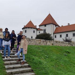 Na studijskom putovanju u Varaždinu i Mariji Bistrici stručnjaci se upoznali s primjerima dobre prakse promocije nematerijalne kulturne baštinegall-3