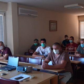 U sklopu projekta 'Razvoj partnerskog vijeća za tržište rada ŠKŽ' održane edukacije o poduzetništvu za nezaposlene osobegall-2