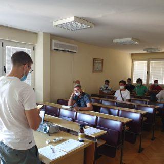 U sklopu projekta 'Razvoj partnerskog vijeća za tržište rada ŠKŽ' održane edukacije o poduzetništvu za nezaposlene osobegall-0