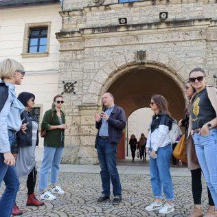 Na studijskom putovanju u Varaždinu i Mariji Bistrici stručnjaci se upoznali s primjerima dobre prakse promocije nematerijalne kulturne baštinegall-4